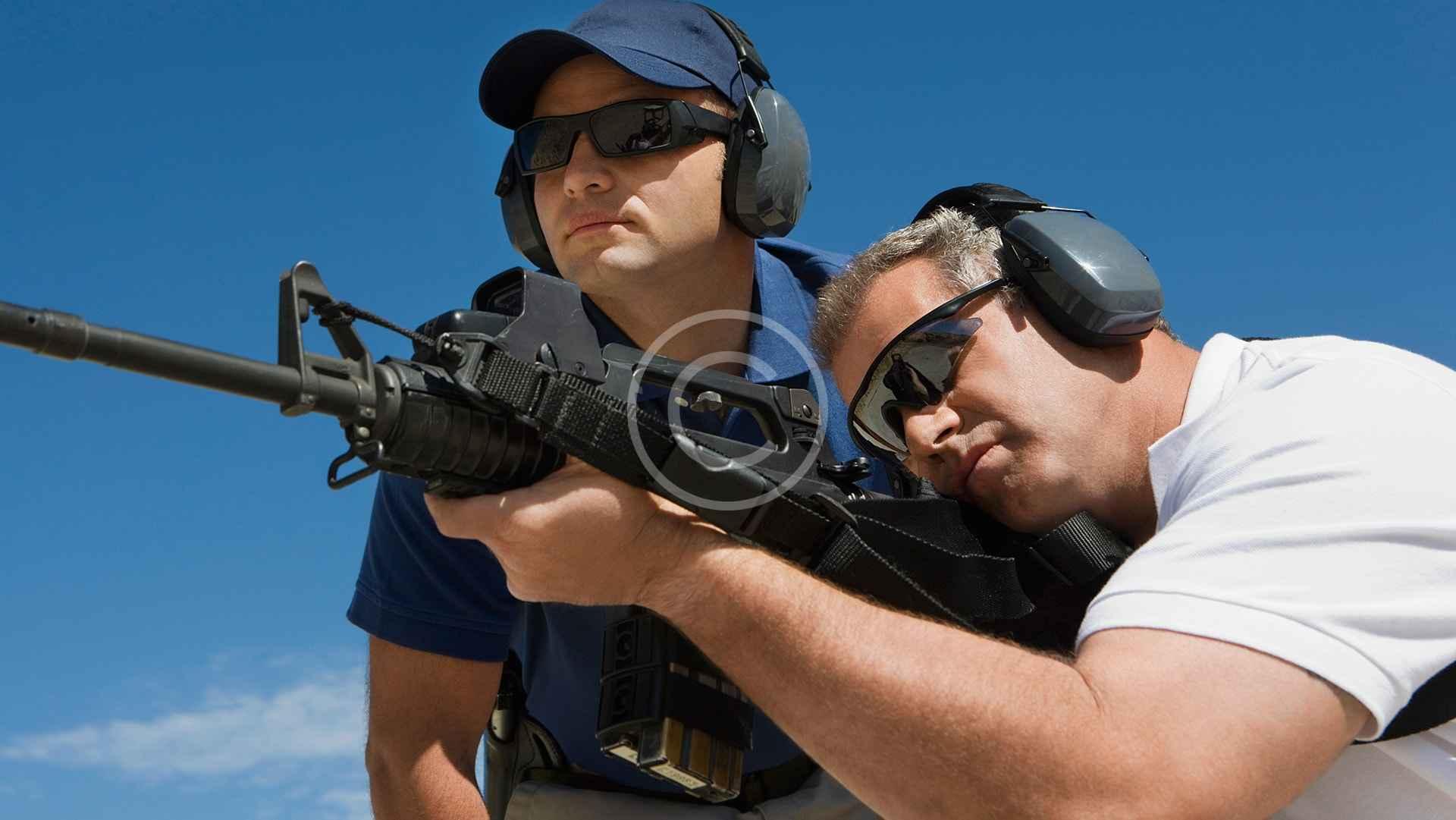 Basic Rifle